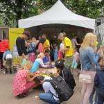 Technika 10 Keistad op het Kids Festival
